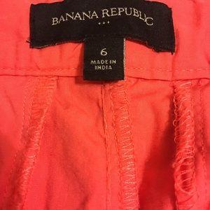 Banana Republic Shorts - Banana Republic Eyelet Shorts